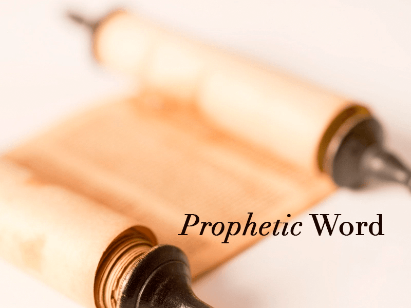 prophetic word restoration of life through jesus christ ministries